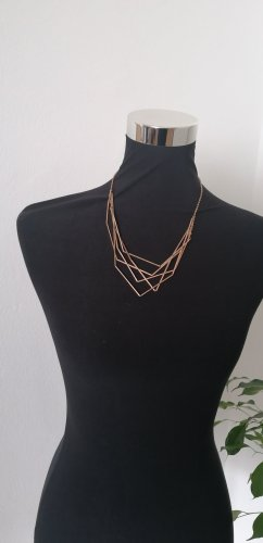 H&M Necklace rose-gold-coloured