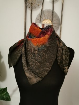 Damen Halstuch Sommerschal Batik Schal Onesize bunt