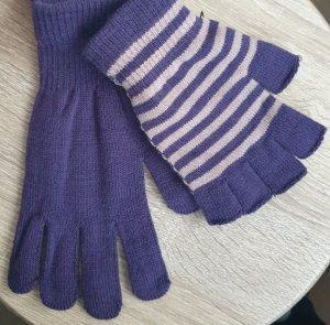 Mitaine violet