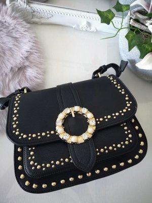 ⋙•-•-•-•➤Damen Handtasche BLING BLING - Neu m. Etikett ◉