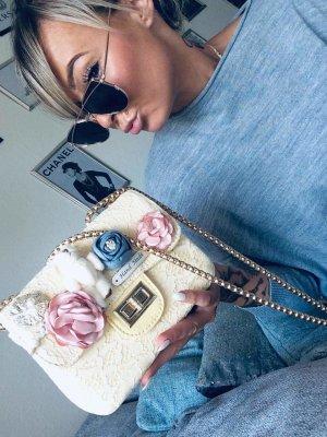 ⋙•-•-•-•➤Damen Handtasche handmade Neu m. Etikett ◉