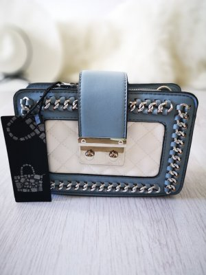 ⋙•-•-•-•➤Damen  Handtasche mit Kettenriemen - Neu m. Etikett ◉