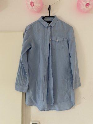 Primark Camicia a maniche lunghe azzurro