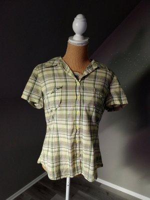 H&M Chemise à manches courtes multicolore