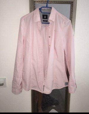Gaastra Camicia a maniche lunghe rosa chiaro