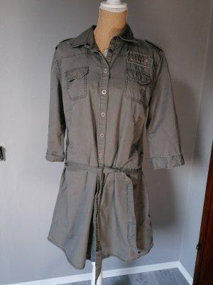 Damen Hemd lang (Kleid)