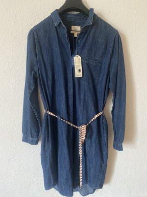 Esprit Chemise en jean bleuet