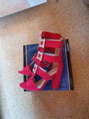 Damen High Heels Sandaletten NEUE