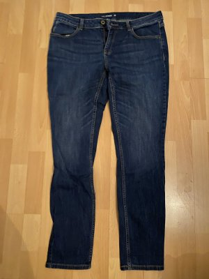 Pantalone di lana blu