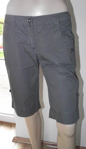 Damen Hose, Bermuda, Grau, Esprit, Gr.36 (39-AE)