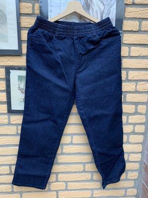 Damen Hose Blau Jeans Gr 38