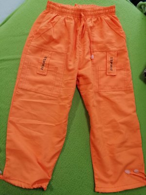 Esprit 3/4 Length Trousers neon orange