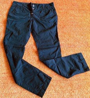 Zero Stretch Trousers black