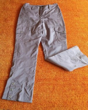 Airfield Stoffen broek stoffig roze Polyester