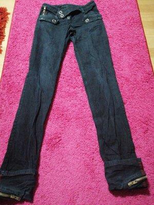 Lip Service Pantalón de cinco bolsillos azul oscuro