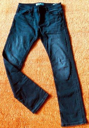Esprit Stretch Jeans dark blue polyester