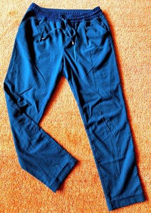 Damen Hose Freizeit Sport Hose Gr.38 in Blau von Esprit