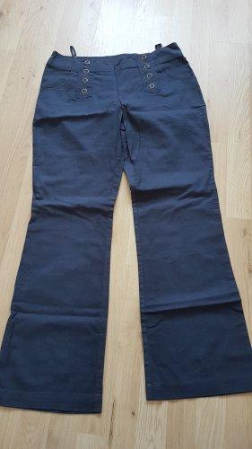 Bodyflirt Pantalon à pinces bleu foncé