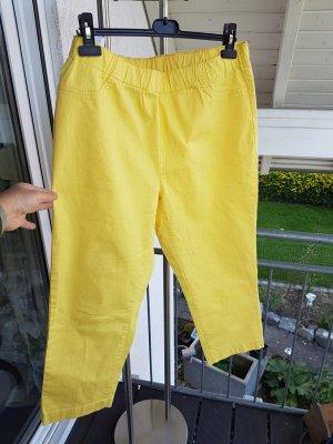 Canda Pantalone jersey giallo