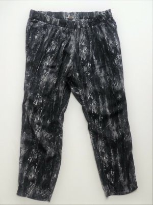 H&M Pantalone alla turca multicolore Poliestere