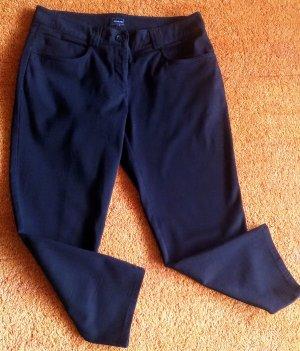Damen Hose Jeans 7/8 Stretch Gr.38 in Schwarz von Mitch & Co