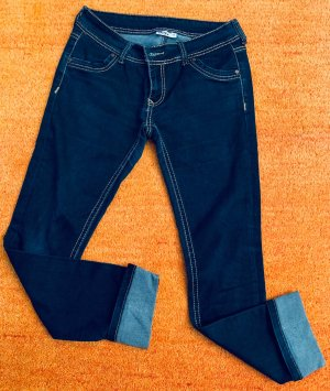 Damen Hose Jeans Stretch Gr.40 in Blau von Okay