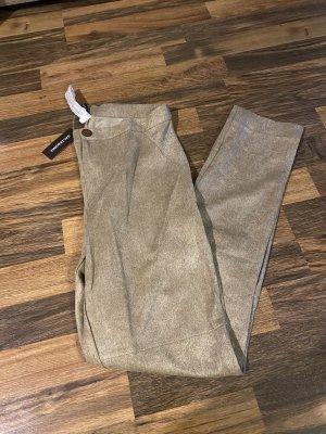 Calzedonia Pantalon taille haute crème-beige