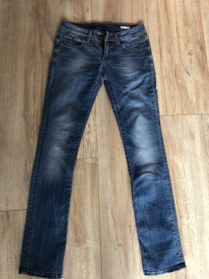 Replay Jeans coupe-droite gris ardoise