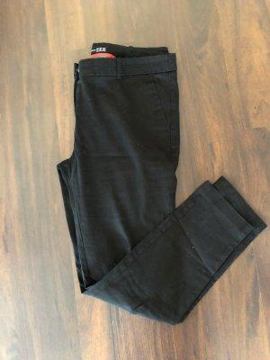 Damen Hose schwarz Gr. 36 Stoffhose