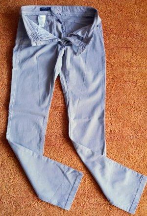 Apanage Jeans stretch beige clair coton