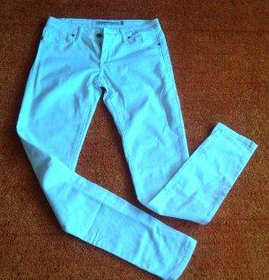Damen Hose  Sommer Stretch Jeans Gr.36 in Weiß von Cars Jeans