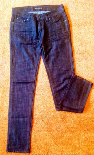 Stretch Jeans anthracite cotton