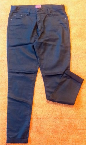 Damen Hose Stretch Jeans Gr.40 in Schwarz von Design NW