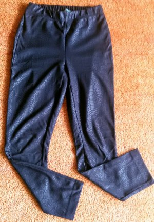 Damen Hose Stretch Leggings GR.XS in Schwarz von Pfeffinger NW