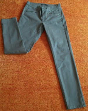 Damen Hose Trendy Imprägniert Stretch Gr.38 in Grau von Angels TOP