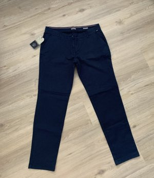 Napapijri Pantalon chinos bleu foncé