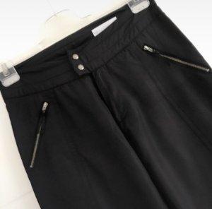 Damen Hose von oui Grösse 34 schwarz