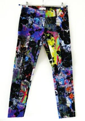 Patrizia Pepe Pantalon chinos multicolore
