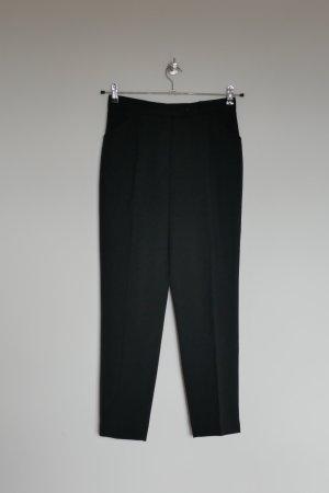 Brax Pantalón de lana negro Lana