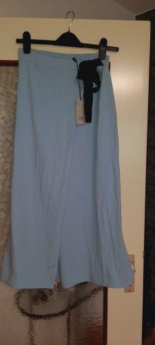 River Island Falda pantalón azul celeste Poliéster