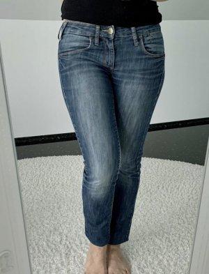 C&A Clockhouse Jeans taille basse multicolore