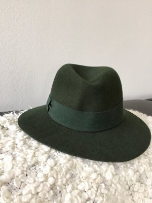 Mayser-Milz Felt Hat dark green