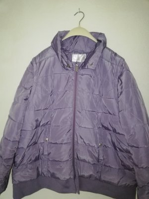 BC Collection Quilted Jacket purple