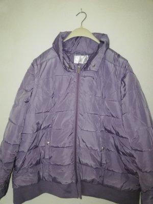 BC Collection Veste matelassée violet