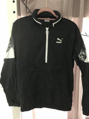 Puma Windjack zwart-wit