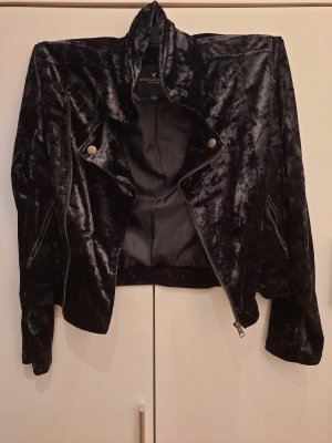 American Eagle Outfitters Short Jacket black