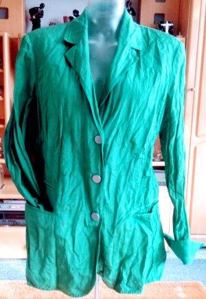 Damen Jacke Crash Edel Blazer Gr.46 in Grün von NH Nadine H