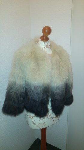 Pelt Jacket multicolored pelt