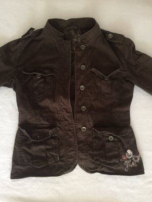 Authentic Jacket dark brown