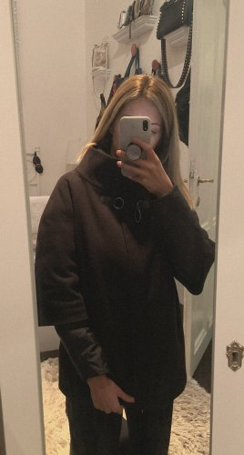 Kocca Podwójna kurtka czarny-srebrny